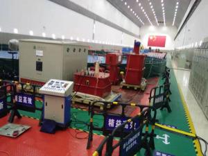 China Large Power Generator Test Equipment Power Frequency Resonant Circuit Test on sale