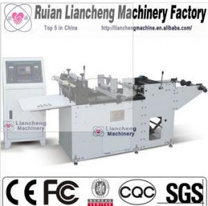 China Автомат для резки ярлыка LC-350C высокоскоростной on sale
