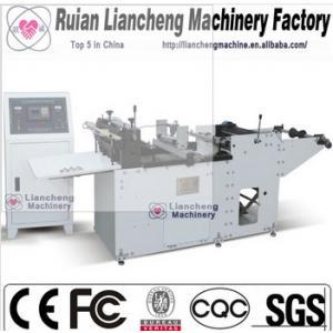 China Découpeuse à grande vitesse de label de LC-350C on sale