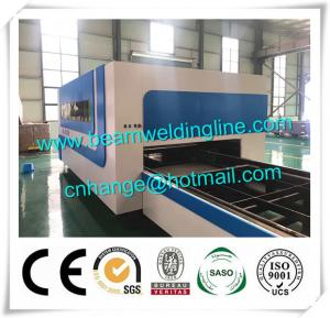 China 1KW 2KW 3KW CNC Fiber Sheet Metal Laser Cutting Machine Exchange Worktable on sale