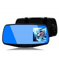 5 Inch Car Backup Camera Mirror , Rear View Mirror Hd Camera DVR Recorder