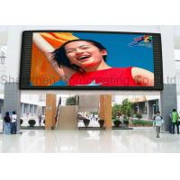 Customized SMD led display video wall Waterproof P10 indoor advertising display