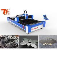 Cypcut Hubei Cnc Metal Laser Cutting Machine / Steel Cutting Equipment