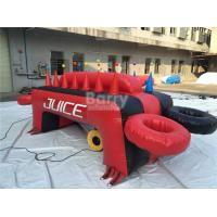 China Funny Inflatable Interactive Games , 1 People Inflatable Air Ball on sale