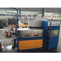 Industrial Fine Wire Drawing Machine , Copper Wire Making Machine 2000mpm