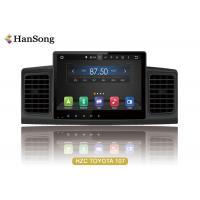 2012 Toyota  Corolla Car DVD Player Nevigation System Ubox Module GPS