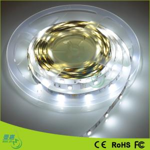 China Super Bright White 2835 SMD Flexible Led Strip Lights Waterproof Flexible on sale
