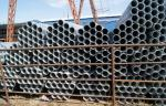 CE Rectangular Double Wall Pre-Galvanized Steel Pipe For Construction
