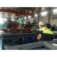 Close roop high speed injection molding machine 415 v 50 hz 3 phase 4 line