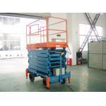 14 medidores de plataforma de trabalho aéreo móvel hidráulica com capacidade de carga 300Kg