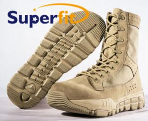 China Khaki custom military army combat boots on sale