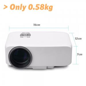 China simplebeamer GP9S video game projector 800 lumens,mini led portable Micro projector than DLP Projector be better wholesale