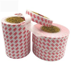 China 3M 55236 Double Sided Sticky Tape 0.15MM Thickness Strength Fiber Glass Woven on sale