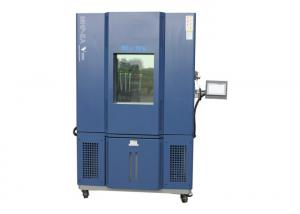 China Spray Galvanized Steel Sheet Industrial Test Chamber / Temperature And Humility Testing Equipment on sale