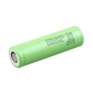 China Samsung 3000mah 3.7v lithium battery on sale