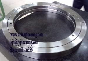 China XR820060 Crossed  tapered roller bearing applications,580x760x80 mm,in stock,export to USA Customer on sale
