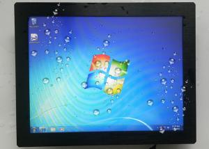China Water Resistant Full IP65 Panel PC / Touch Panel Computer For Human Machine Interface on sale