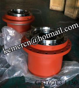 China Rexroth GFT track drive gearbox GFT60T3 1130 planetary gearbox on sale