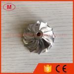 KP39/BV39 reverse 6+6 blades 34.80/42.15mm turbo Billet/milling/aluminum 2618 compressor wheel