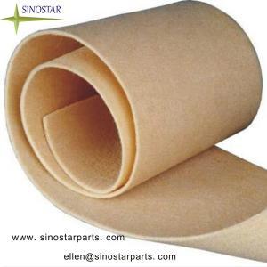 China Triple layer BOM paper making felt on sale