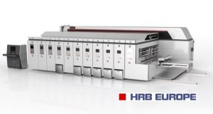 China HRB-920 High Definition 04 Color Printer Slotter Die Cutter 250 Pcs/Min Speed on sale
