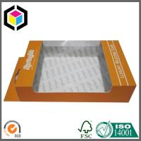 China Color Paper Blister Packaging Carton Box; Custom CMYK Color Carton Box on sale