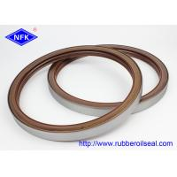 VITON Material ZAX850/ZX870 Rotary Shaft  Oil Seals Fluorine Adhesive Dustproof Lip BZ5284E