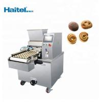 China 304 Stainless Steel Pastry Making Equipment , Automatic Biscuit Making Machine on sale