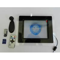 8 Inch Acrylic High Resolution LCD Digital Photo Frame With Video Loop Play