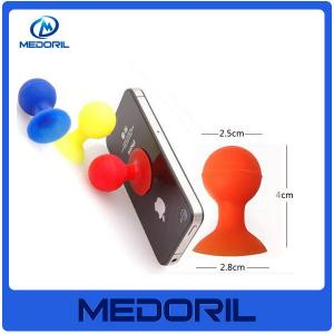 China Silicone Material Universal Octopus Sucker Ball Stand Holder For Cell Phone on sale