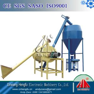 China 9HT Vertical Dry Mortar Mixer on sale