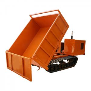 China Automatic 82.2 HP Highway Dump Truck 2 - 6 Ton Small Dump Truck on sale