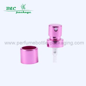 China Aluminum Perfume Pump Sprayer on sale