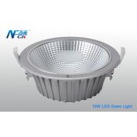 China Longlife 7w / 10w 600lm Warm White LED Recessed Down Lights For Home on sale