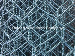 China Professional Chain Link Panels , Diamond Chain Link Mesh Fence 1~5m Height on sale