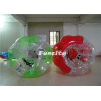 Funny Inflatable Bubble Soccer Bumper Ball Belly Loopy Ball For Playing In Snow Field