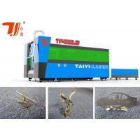Automatic Metal Laser Cutting Machine For Stainless Steel Through Metal