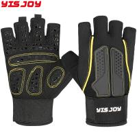 China OEM ODM men women weightlifting gym fitness workout gloves exercise bodybuilding weight lifting gloves manufacturer on sale
