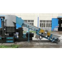 Customized PP, PE Plastic Granulator Machine With Water ring cutter