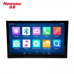 China 8 inch universal Car navigation system bluetooth hand free adas built in 4G on sale
