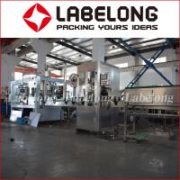 Automatic 12000BPH PET /Glass bottle Shrink Sleeve Labeling Machine for mineral water