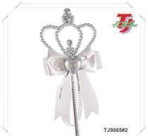 China Wedding White Bow Souvenir Fairy Stick on sale