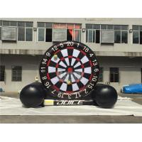 Giant Inflatable Dart Board , Football / Golf Dartboard For Kids