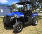 500 GT Farm Utility Vehicle EFI 4-Stroke – OHV / 1-Cylinder On Demand 2WD / 4WD with Locking Differential – L H N R