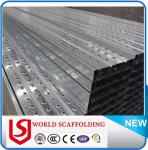 Manufacturer Scaffolding Steel Metal Decking for Building Material