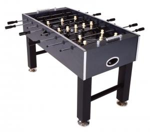China Promotional 5FT Football Game Table ABS Player With Carbon Fiber PVC Laminated on sale