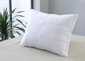 China 60x40'S 150g/M2  Luxury Feather Pillow Cotton Home Textiles on sale