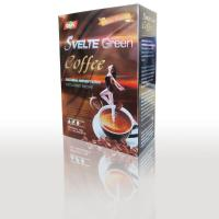 New product launches Svelte Green Coffee L-Carnitine slimming product Coffee burn fat