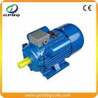 YC cast iron 1 phase ac electric motor