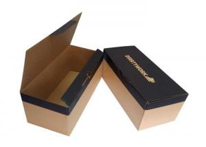 China Film lamination Folding Printed Corrugated Boxes for Jewellery / Chocolate Gift on sale
